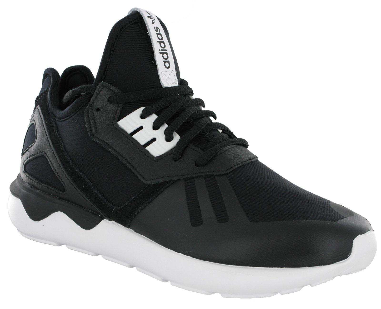 adidas black tubuläre läufer ausbilder männer laufen uk6.5-12 black adidas lace neopren - sport 7548e8