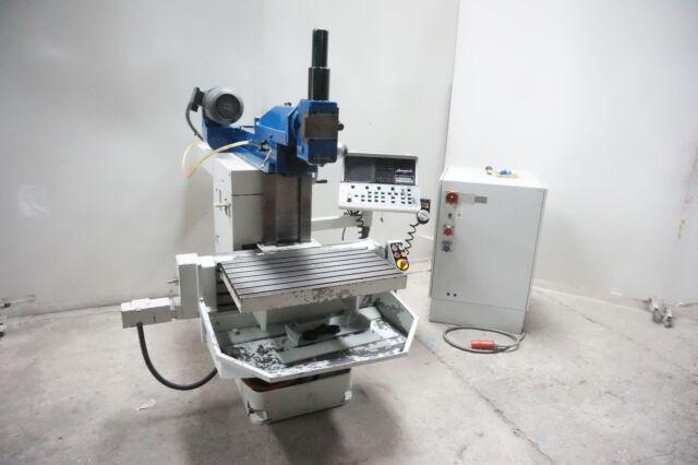 Deckel FP4A Universalfräsmaschine Werkzeugfräsmaschine Fräsmaschine