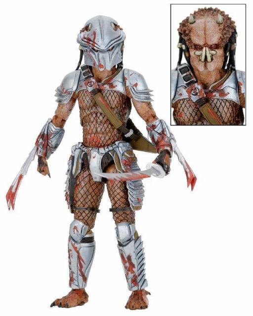 NECA Predator Serie 18 hornhead Predator Figura De Acción Nueva