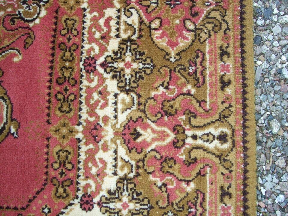 Løse tæpper, - NY PRIS - 100% ren ny uld, b: 138 l: 192