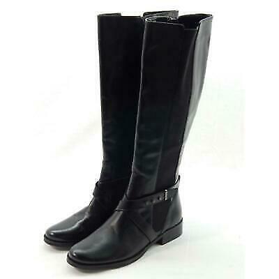 Steven by Steve Madden Sydnee Women's Black Riding Boot 8.5M