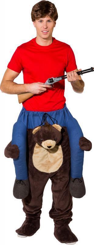 Carry Me Porte-moi aux aux aux épaules Costume Ours Ours Costume d'ours Femmes aux épaules Costume 8f6811