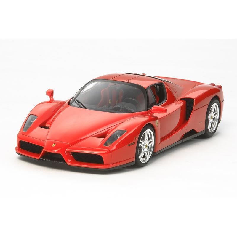 TAMIYA 24302 Enzo Ferrari Red 1 24 Car Model Kit