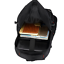 miniature 7 - New Mens Black Oxford School Backpack Satchel Laptop Casual Travel Bag 15""