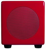 Podspeakers Micropod Sub Red Active Subwoofer on sale