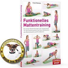 Funktionelles Mattentraining: Bodenübungen für Balance, Faszien &Core-Muskulatur