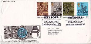 1976 Caxton - NATSOPA Official - Cat £100 !!