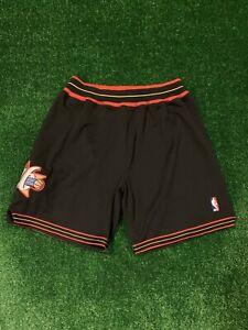 Philadephia-76ers-1997-98-Mitchell-amp-Ness-Authentic-Shorts-Size-Large
