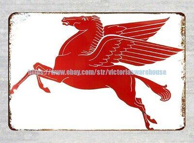 distressed metal signs horses Equine art animal metal tin sign