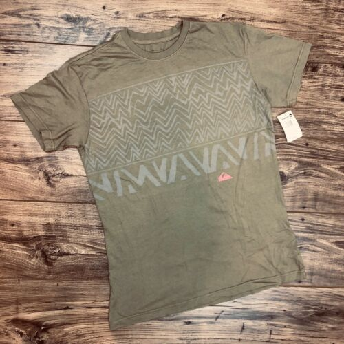 "XL Quiksilver Mens T-SHIRT ""NEW"" WITH DEFECT SZ"