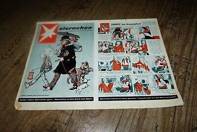 Aufstrebend Orig.3x Das Sternchen Nr.33,1,46 / 1959 Jimmy Das Gummipferd (comic