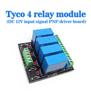 US-OEG-DC-12V-4-Channel-Relay-Module-Four-panels-Driver-Board-Module-PNP