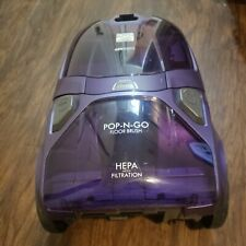 Kenmore 600 Series Bagged Canister Vacuum Cleaner - Purple