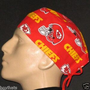 KANSAS-CITY-CHIEFS-NEW-RED-SCRUB-HAT-NFL-FREE-CUSTOM-SIZING