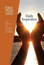 The One Year Mini Daily Inspiration by Ron Beers and Amy E. Mason (2009,...