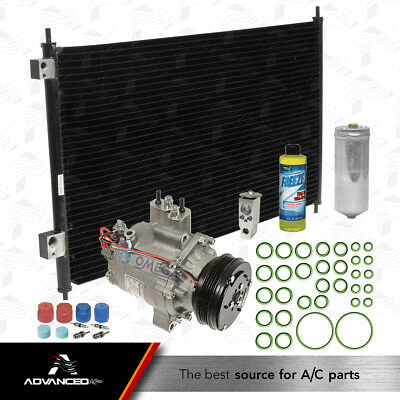 AC Compressor Clutch Repair KIT Fits; Honda Civic Hybrid 1.3 03-05 See Details