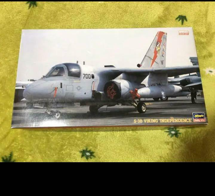 Hasegawa S-3B VIKING INDEPENENCE 1 72 Modell Kit 11756