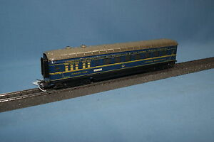 Marklin-4009-346-2-J-DB-Dining-Car-CIWL-Blue