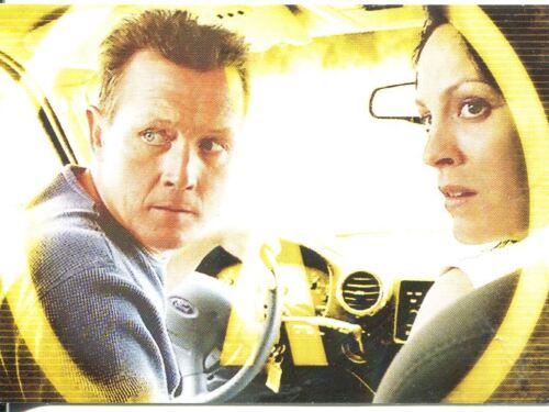 X Files Season 9 Boxtopper Chase Card BL2
