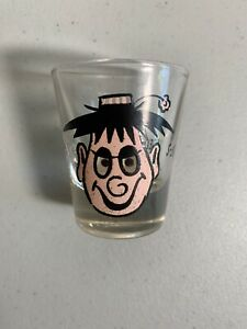 Vintage-Googly-Eyes-shot-glass-034-S-SDelightful-034-eyes-seems-to-move-HTF-L-K