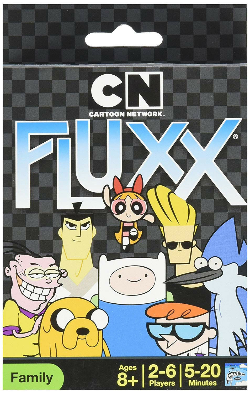 Cartoon Network Fluxx par Looney Labs (voir description)