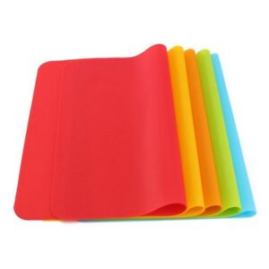 2-Size-Silicone-Pastry-Baking-Sheet-Tray-Oven-Rolling-Clean-Kitchen-Bakeware-Mat