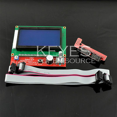RAMPS1.4 LCD12864 intelligent Smart controller LCD 12864 For RepRap 3D printer