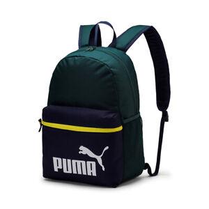 3d3de96d0 La imagen se está cargando Puma-Fase-Mochila-Deporte-de-Ocio-Viaje-Escuela-