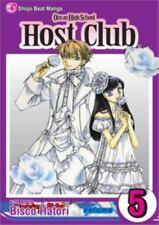 Ouran High School Host Club Vol. 5 by Bisco Hatori (2006, Paperback)