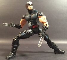 2012 MARVEL LEGENDS SDCC UNCANNY X-FORCE WOLVERINE 6 INCH FIGURE VERY RARE