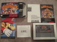 Super Adventure Island 2 II (Super Nintendo SNES) Complete CIB - Nice!