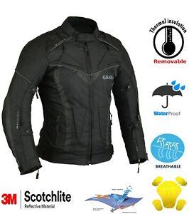 Aircon-Motorbike-Motorcycle-Jacket-Waterproof-CE-Armours