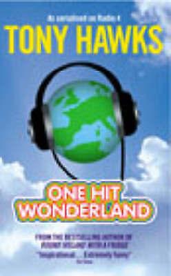 """AS NEW"" One Hit Wonderland, Hawks, Tony, Book"