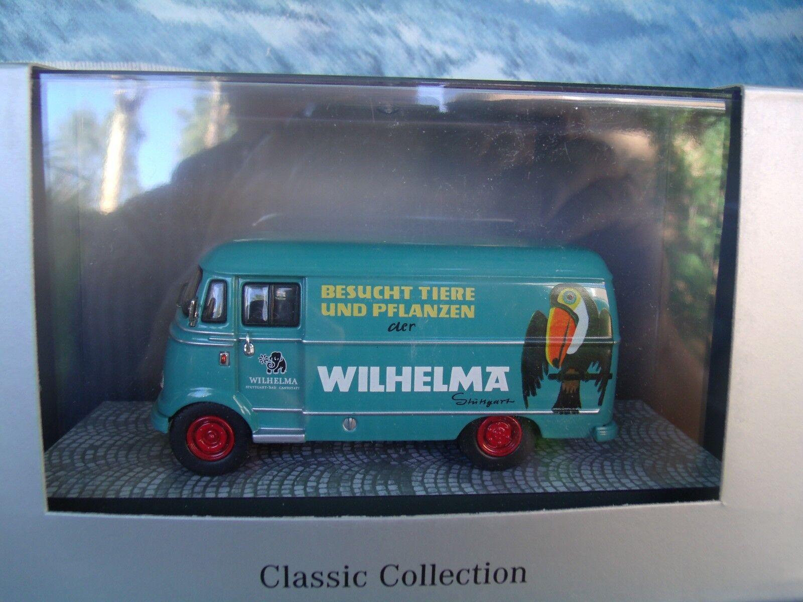 1 43  Classic Colection MERCEDES -Benz L319