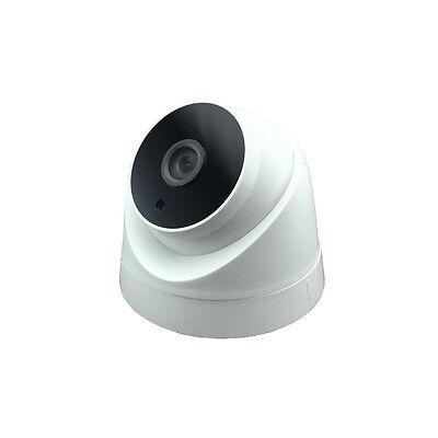 HJT Audio 1080P IP Camera 2MP Network P2P Indoor Security Dome 1IR Night Plastic