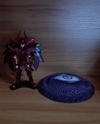 Bandai Saint Seiya Cloth Myth Base for Bandai Hades Specters Garuda Aiacos model
