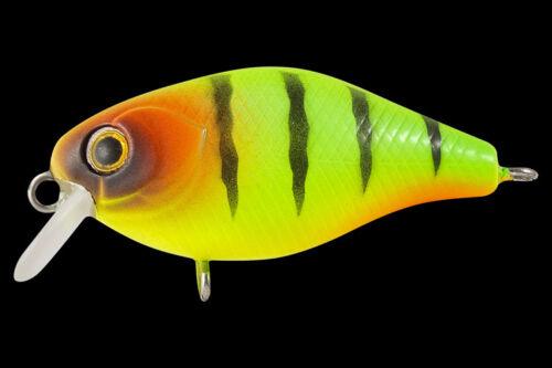 fishing lures TsuYoki Chef 38F range of colours