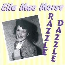 ELLA MAE MORSE Razzle Dazzle CD NEW 1950s Rock 'n' Roll Rhythm & Blues Country
