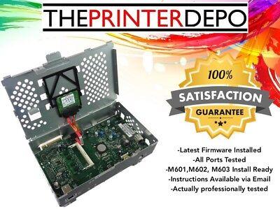 HP Laserjet Enterprise HP CE988-67906 W//4GB SS M600 Series Formatter Board w//4GB SSD