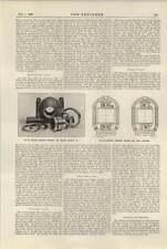 1920 Cambridge Electrical Carbon Dioxide Meter