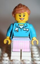 Lego ICE CREAM JO MINIFIGURE from The LEGO Movie Ice Cream Machine (70804)