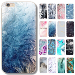 Printed-Silicone-Rubber-TPU-Phone-Case-Cover-for-iPhone-4-4S-5-SE-5C-6-6s-7-Plus