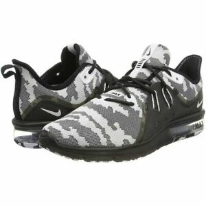 2d8706116d9 Nike Air Max Sequent 3 PRM Snow Camo (AR0251-001) Size 10.5