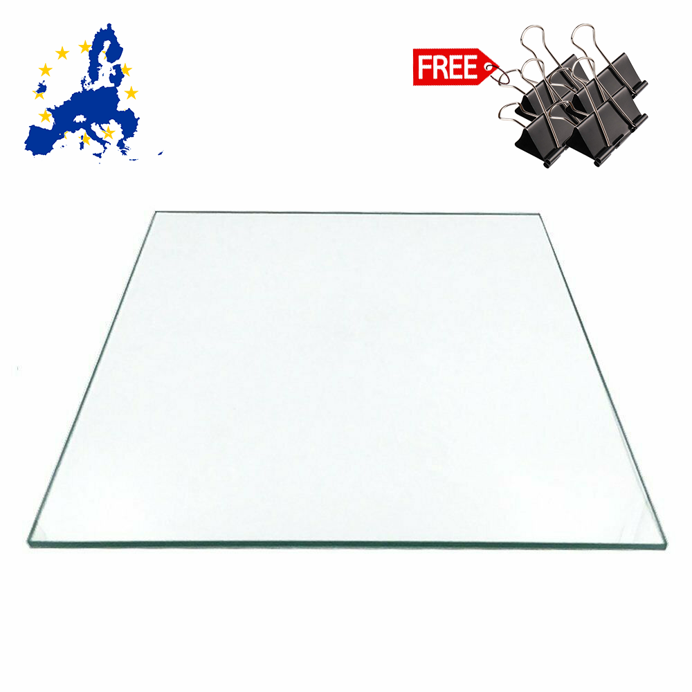 235x235x4mm Glass Plate Bed for 3D Printer Creality Ender 3, Pro