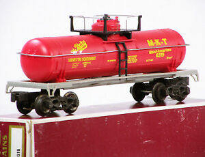K-Line-K-6319-Katy-MKT-Single-Dome-Tank-Car-1989-C9