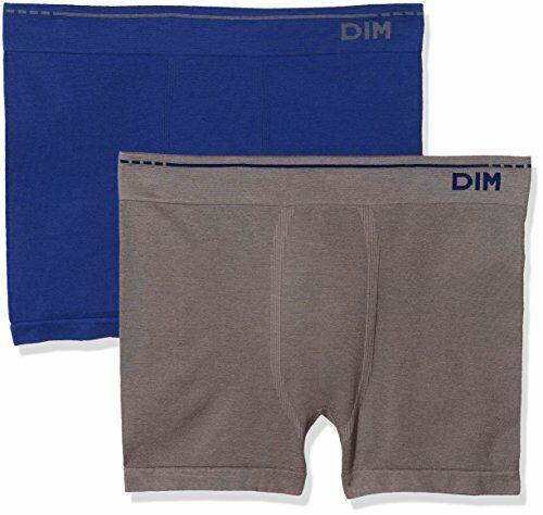 Bóxer pak de 2 para hombre UNNO-DIMM sin costuras algodón varios colores