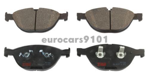 Details about  /New BMW M5 TRW Front Disc Brake Pad Set TPC1151A 34112284065