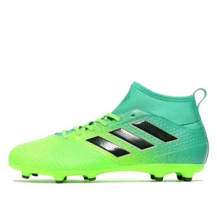 Adidas ACE turboalimentado 17.3 FG botas De Fútbol Calcetines primemesh para hombre Talla  9.5