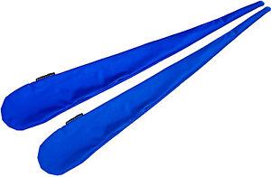 Flames-N-Games-Sock-Poi-BLUE-Pro-Tube-Poi-Juggling-Poi-Socks