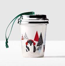 2016 Starbucks Penguin Christmas Ornament